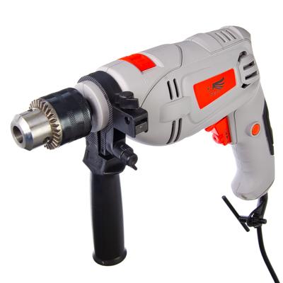 646-067 FALCO Дрель ударная электр ID-710, 710Вт, 13мм, 0- 3000 об/мин, рег. скорости, реверс.