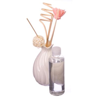 536-175 Ваза для благовоний + ароматическое масло 100мл, микс, G003B
