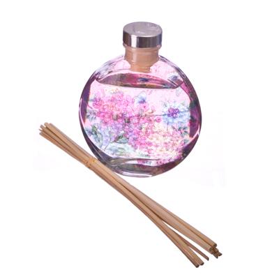 536-178 Ваза для благовоний + ароматическое масло 88,7мл, микс, SP 1101