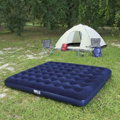 332-016 Кровать надувная, 203x183x22 см, BESTWAY King, 67004N