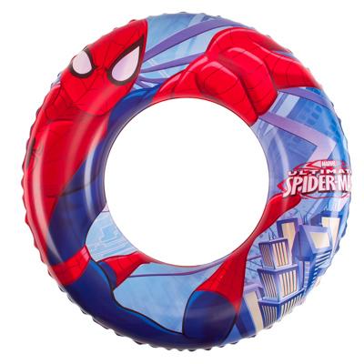 332-022 Круг для плавания BESTWAY 98003B Spider-Man, 56 см