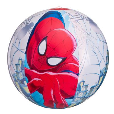 332-033 Мяч пляжный BESTWAY98002B Spider-Man 51 см