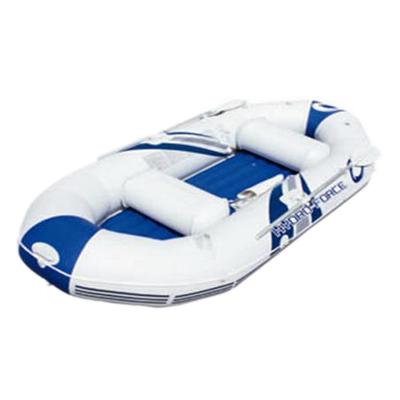 332-060 BESTWAY Лодка надувная Marine Pro 291х127х46 см, 2 взр.+1 реб., грузоподъёмность 270 кг, 65044