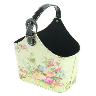 "444-230 Подставка-сумка ""Букет"" 21x12x19см, ZW001895"