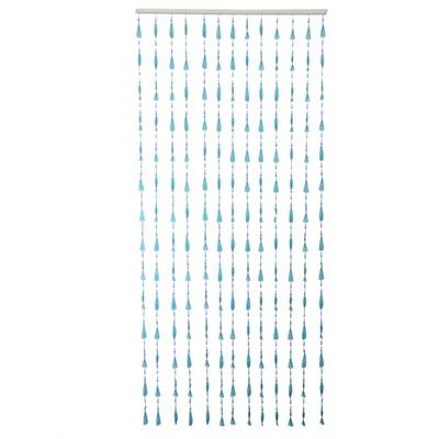 """491-210 Занавеска межкомнатная, пластик, 80x180см, """"Пластика"""", арт.НР-31"""