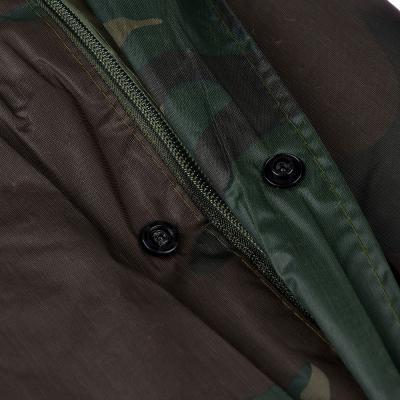 """457-202 INBLOOM Костюм прорезиненный """"Камуфляж"""" (штаны и куртка с капюшоном) XXL,   180 мкр."""