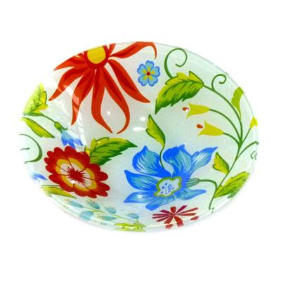 830-019 VETTA Весна Салатник стекло 152мм, S302006-GC003