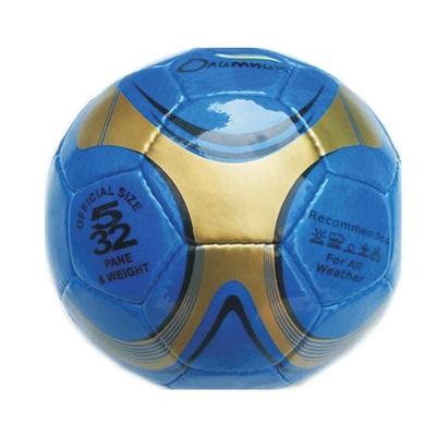 """336-017 Мяч футбольный 5"""" Matr, ПУ, 4сл. 420гр, ламинир."""