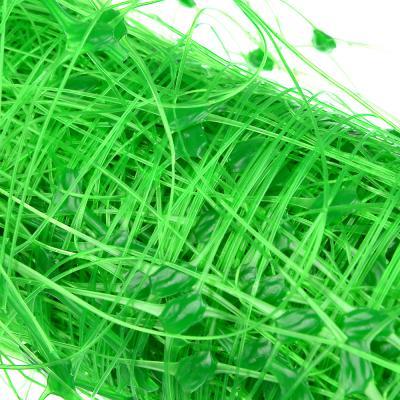 165-007 Сетка садовая для вьющихся растений, пластик, 2х10 м, зел., размер ячейки 15х15 см, 30х12х12, INBLOO