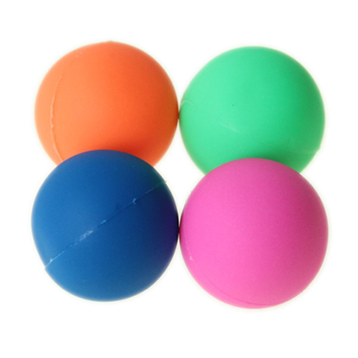 341-079 Набор мячей 3шт, d3см, резина, пластик, микс