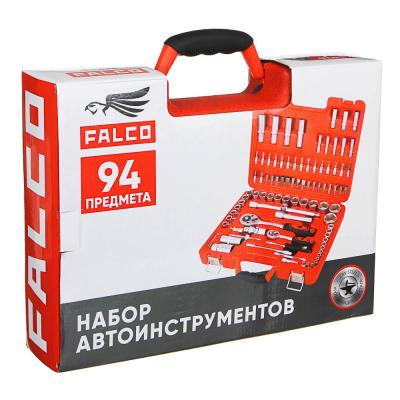 736-029 FALCO Набор автоинструментов 94 предм.