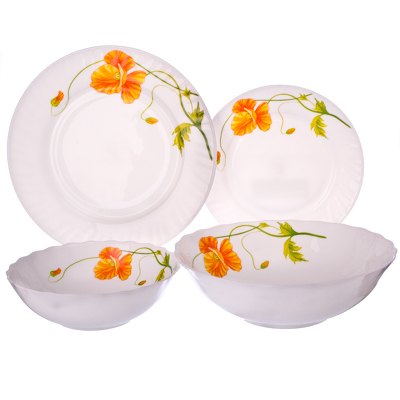 818-648 VETTA Аргос Набор столовой посуды 19 пр. 19S