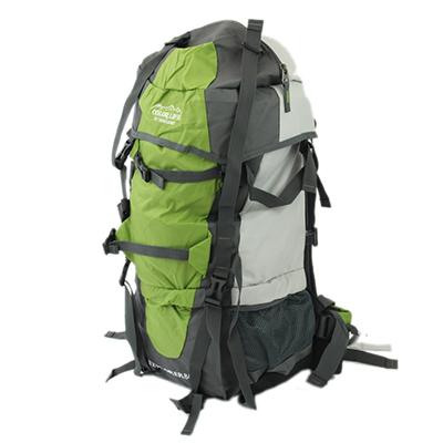 118-007 Рюкзак туристический 85л, с мягкой спинкой, полиэстер 200Т, YJB-80