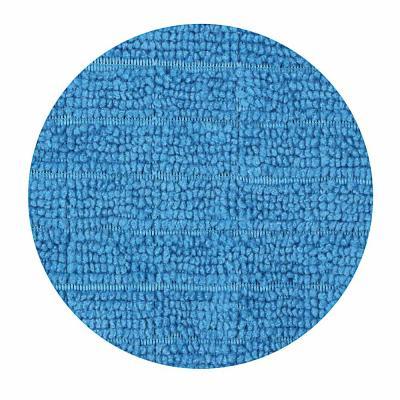 """448-141 Тряпка для пола из микрофибры, 50х70 см, 80 гр, VETTA """"Клетка"""""""