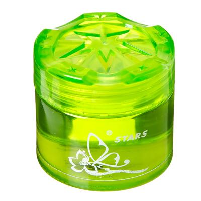 """794-176 Ароматизатор в машину гелевый, аромат зеленый чай, """"Star"""" NEW GALAXY"""
