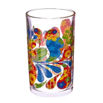 """878-002 VETTA Набор стаканов 6шт, стекло, 250мл """"Узоры"""""""