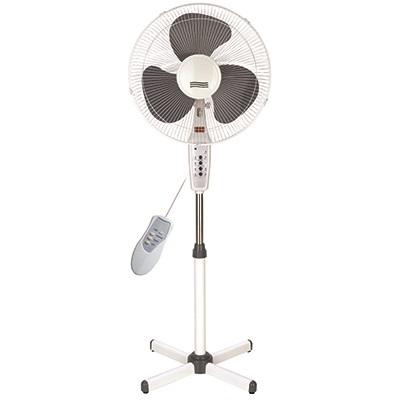 Вентилятор напольный, 40W, 220V/50Hz, с пультом, d40см, h1,28м, FS40B-M