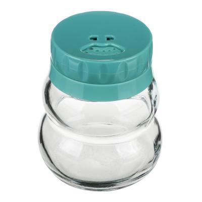 828-064 HEREVIN Космо Банка для специй 150 мл, стекло, 3 цвета, 131007