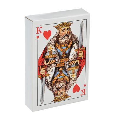 138-001 Карты игральные классические, 54 карты, высший сорт, 57х88мм, бумага