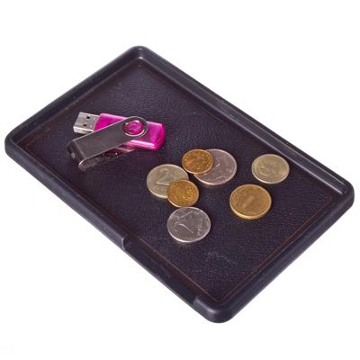 768-292 NEW GALAXY Коврик нескользящий с бортиком на панель для телефона