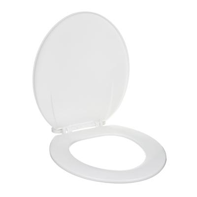 571-131 Сиденье для унитаза, пластик, 41x35,5см, белое