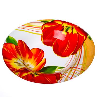 830-065 VETTA Моника Тарелка суповая стекло 200 мм S3030-GC001