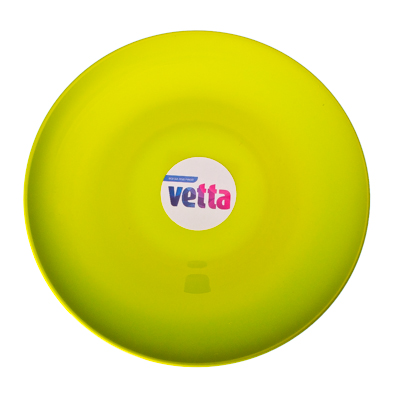 893-011 VETTA Тарелка десертная пластик, 20см, зеленая, SL050177