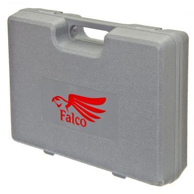 646-258 FALCO Дрель-шуруповерт аккум. CD-18PRDK1,18В;1,2А*ч;0-550об/мин, 11Нм,10мм(доп батар, кейс з/у 1ч)
