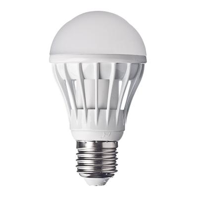 935-030 FORZA Лампа светодиодная цоколь E27 LED, 7W, эквив. 70Ватт, 220V, 3000к, 30000h, 11x6см, 14led
