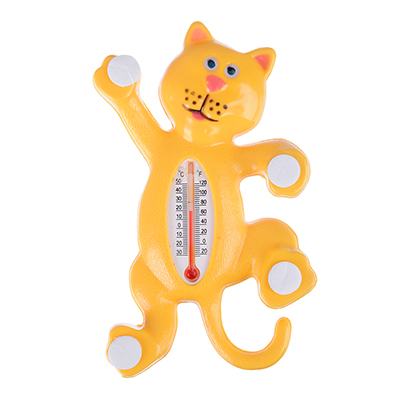 "473-045 INBLOOM Термометр в пакете, пластик, 16см, ""Тигренок"""
