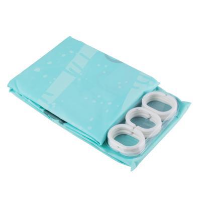 461-322 VETTA Шторка для ванной, ПЕВА, 180x200см, арт.002