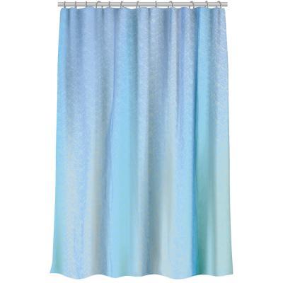 461-325 VETTA Шторка для ванной, ПЕВА, 180x200см, одноцветная, 3 цвета