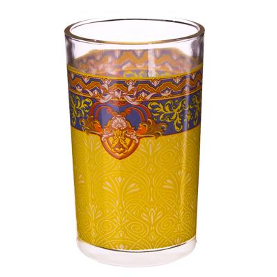 "878-028 VETTA Набор стаканов 6шт, стекло, 250мл ""Винтажный"""
