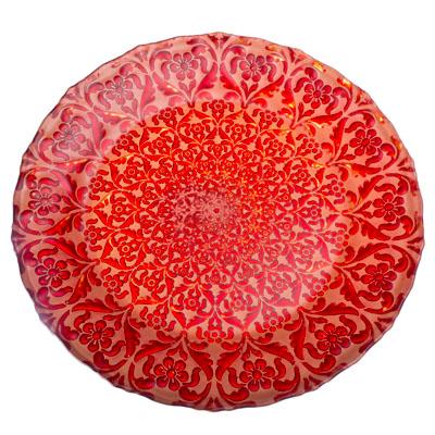 877-191 ARDA Toscana Тарелка подстановочная стекло 278мм, 7399