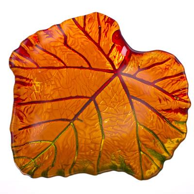 877-201 ARDA Botanic Тарелка подстановочная стекло 205мм, 5442