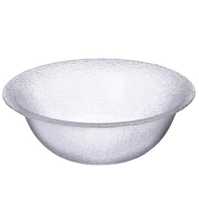 877-207 ARDA Cotton Салатник белый стекло 225мм
