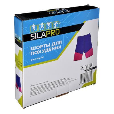 196-004 Шорты для похудения, неопрен, полиэстер, размеры M, SILAPRO