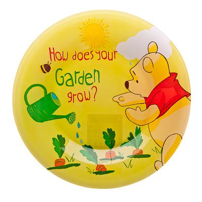 829-075 LUMINARC Disney Winnie Garden Тарелка десертная стекло 190мм, H6427