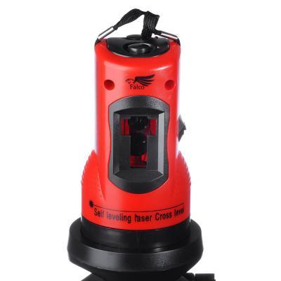 659-127 FALCO Уровень лазерный самовыравнивающийся в чехле