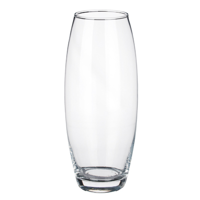 """877-255 Ваза стеклянная h26 см, стекло, PASABAHCE """"Flora"""""""