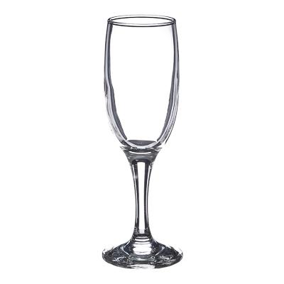 """878-060 PASABAHCE Набор фужеров 6шт для шампанского, 190мл, """"Bistro"""" 44419b"""