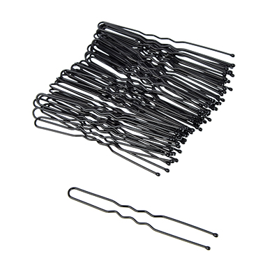 323-123 Шпильки для волос BERIOTTI, 50 шт, 6 см