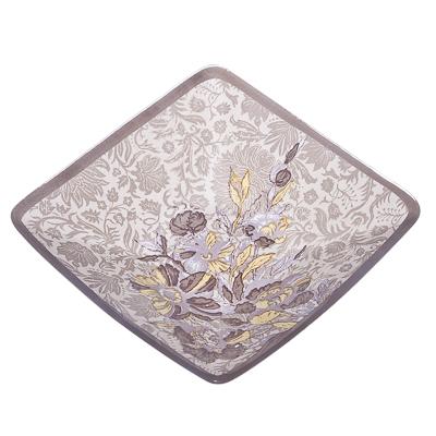 877-270 VETTA Винтаж Салатник квадратный стекло, 15,2см, S312006N