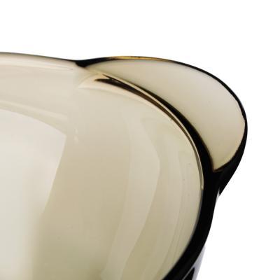 """877-296 Бульонница стеклянная с ушками 510 мл, """"ил примо"""""""