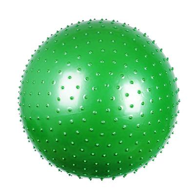 193-008 SILAPRO Мяч для фитнеса массажный, ПВХ, 65см, 900гр, 4 цвета, в коробке