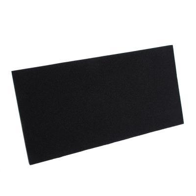 683-073 HEADMAN Терка с черным резиновым покрытием, 140x280мм
