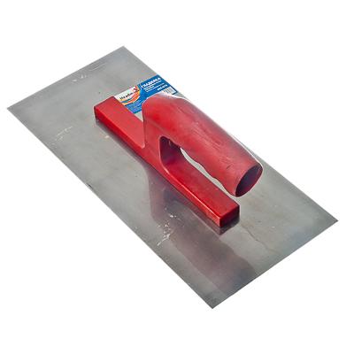 683-075 HEADMAN Гладилка стальная 130x280мм, пласт.ручка