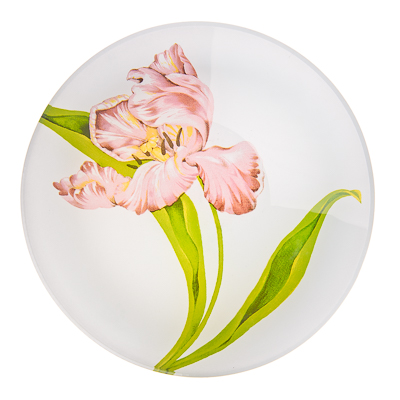 830-152 VETTA Тюльпаны Салатник стекло 15,2см, S302006