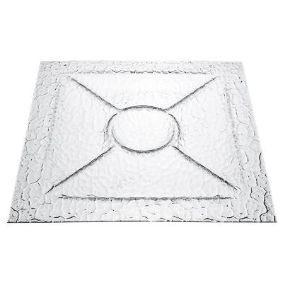 877-308 VETTA Грация Менажница квадратная стекло, 5 секций, 35,5х35,5см, 6028