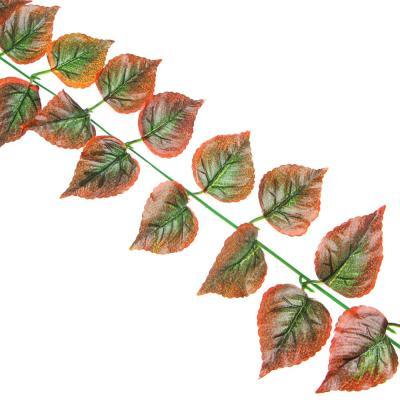 """501-270 LADECOR Растение искусственное """"Лиана"""", 2-2,3м, полиэстер, пластик, 2 цвета, арт.001"""